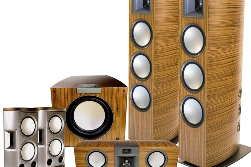 Klipsch Palladium P-39F Home Theater Speakers