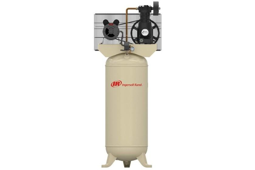 best Ingersoll Rand SSSL5, 60 Gallon, Single Stage Air Compressor