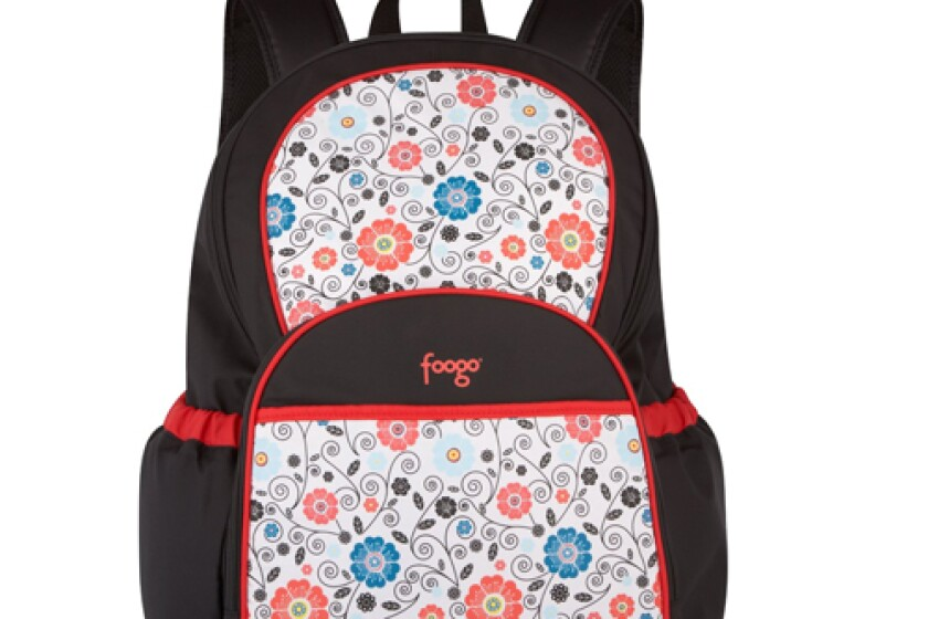 Thermos Foogo Backpack Diaper Bag