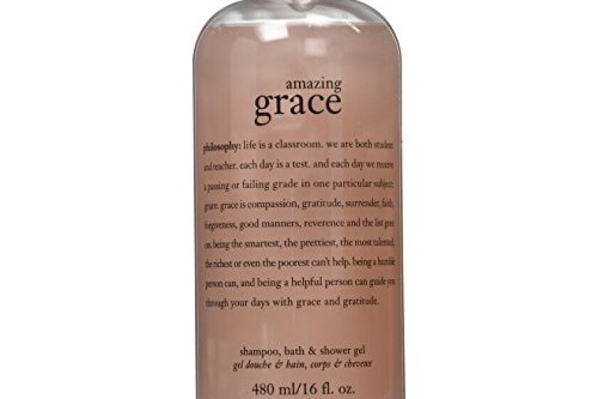 Philosophy Amazing Grace Shampoo, Bath, and Shower Gel