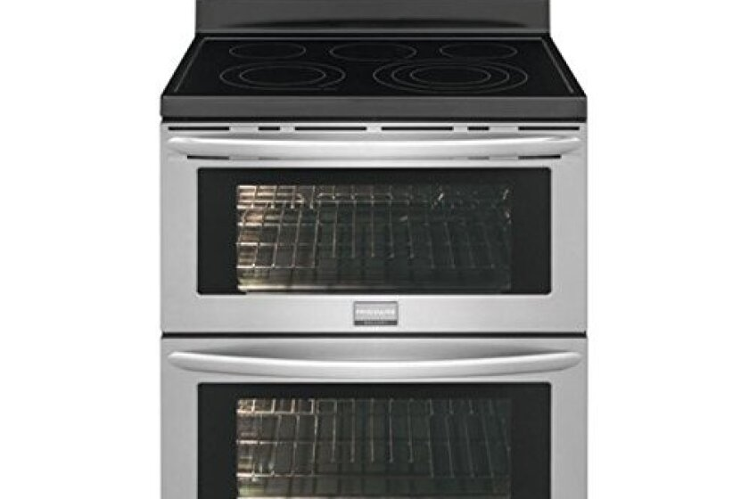 Frigidaire 7.0 Cu. Ft. Freestanding Electric Double Oven Range - FGEF306TP