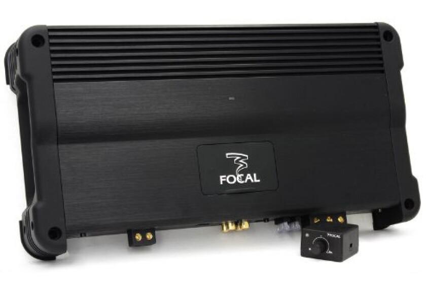 Focal FPP 1000 Monoblock 500W RMS FPP Series Amplifier