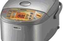 Zojirushi NP-HTC18 Induction Heating 10-Cup Pressure Rice Cooker