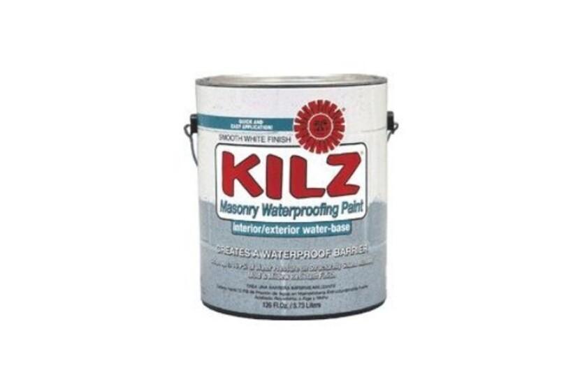 best Kilz Masonry Waterproofing Paint