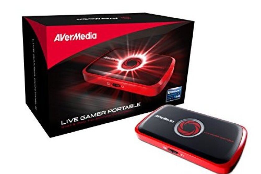 AVerMedia Live Gamer Portable Recorder
