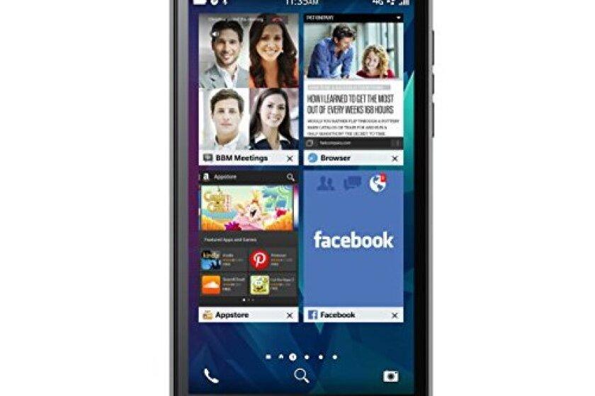 BlackBerry Leap Unlocked Cellphone