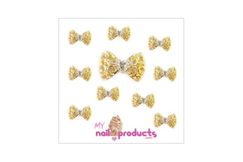 best My Nail Products 10 PCS Nail Jewlery Sets