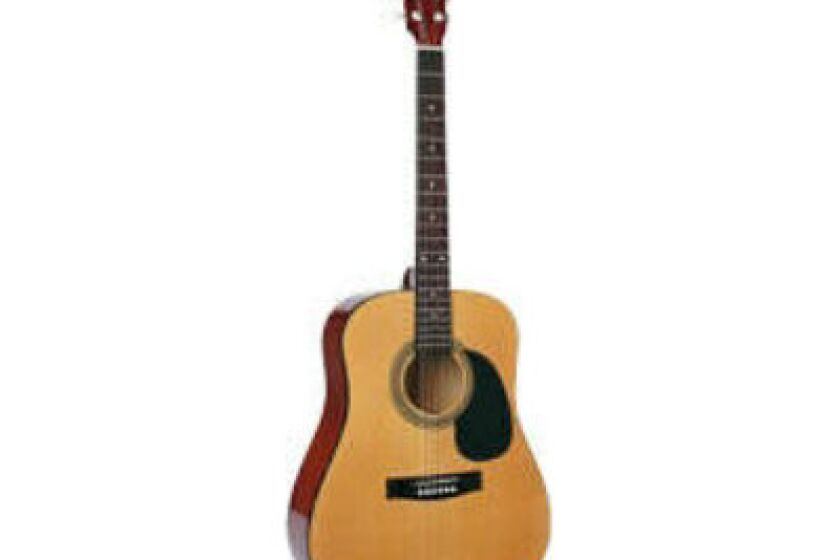 Sunlite GD-1800 Acoustic Guitar
