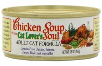 Chicken Soup for the Cat Lover's Soul Canned Food for Adult Cats