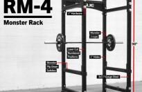 Rogue RM-4 Monster Rack