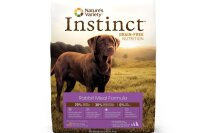 Nature's Variety Instinct Grain-Free Rabbit Meal Dry Dog Food