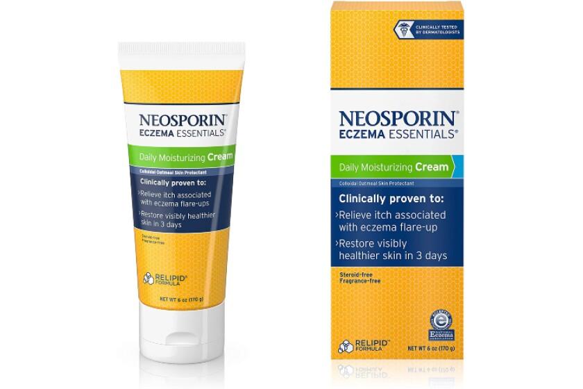 best Neosporin Eczema Essentials Rash Cream