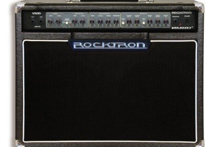 Rocktron Velocity 50 Watt Stereo Guitar Amplifier