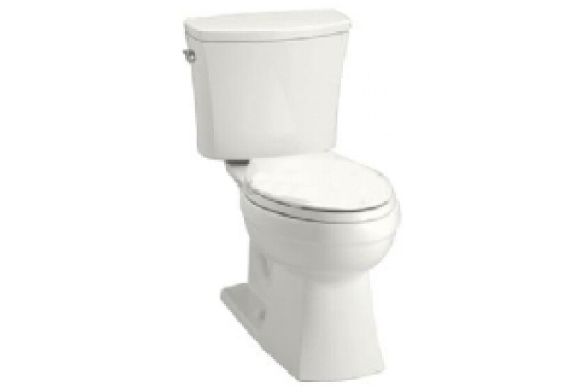 Kohler K-3755 Kelston Vitreous China Two-Piece Toilet