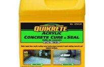Quikrete Acrylic Concrete Cure & Seal