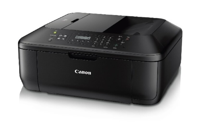 Canon MX392 Color Photo Printer with Fax Machine
