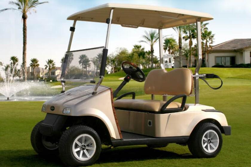 Fairplay ZX 5.5 Golf Cart