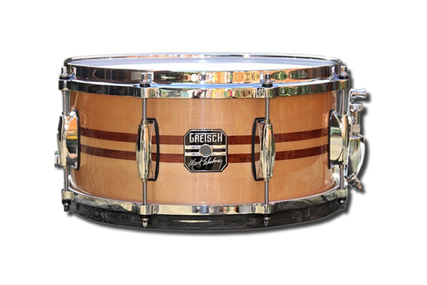 Gretsch Mark Schulman Signature Snare Drum