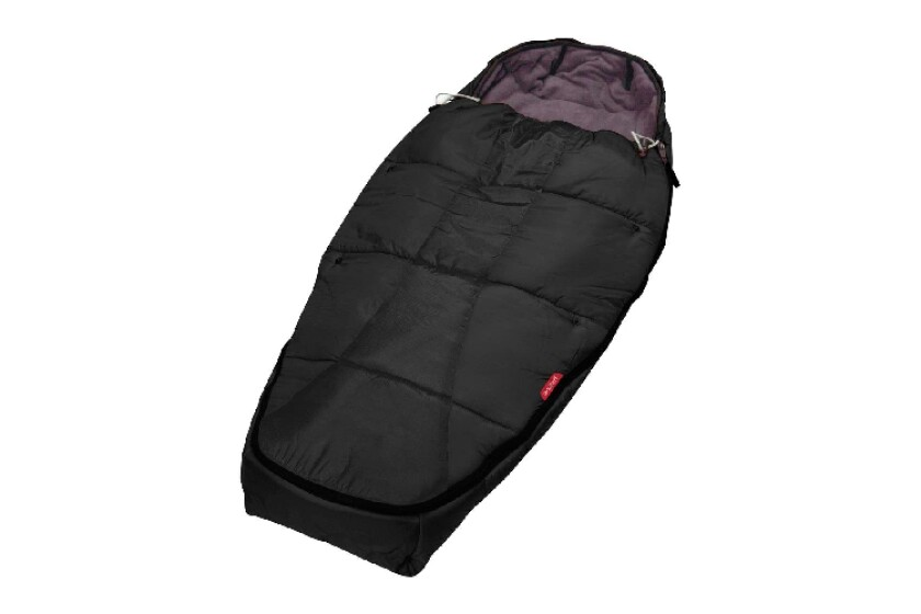 Phil & Teds Snuggle & Snooze Sleeping Bag in Red_Charcoal - bestcovery.jpg