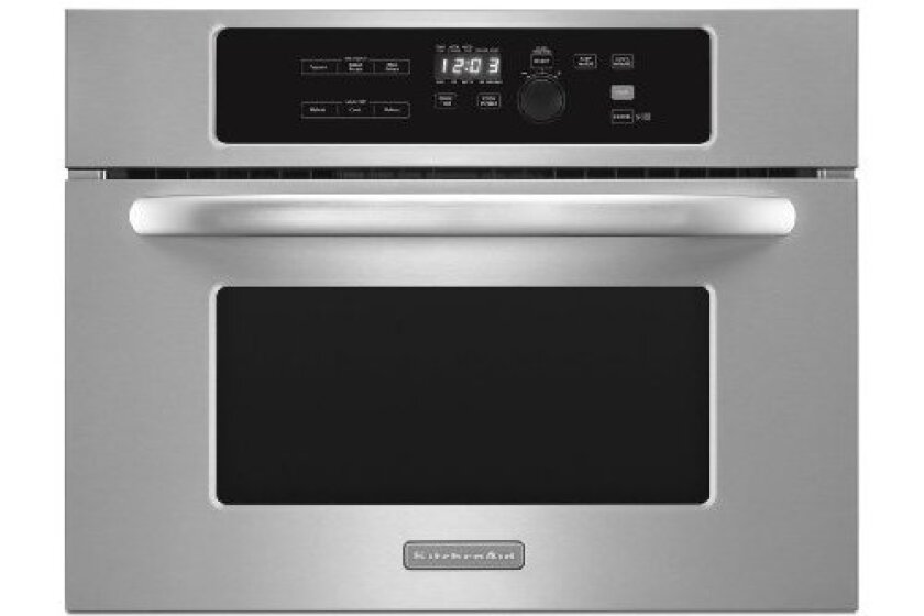 KitchenAid Architect Series II KBMS1454BSS Built-in Microwave Oven