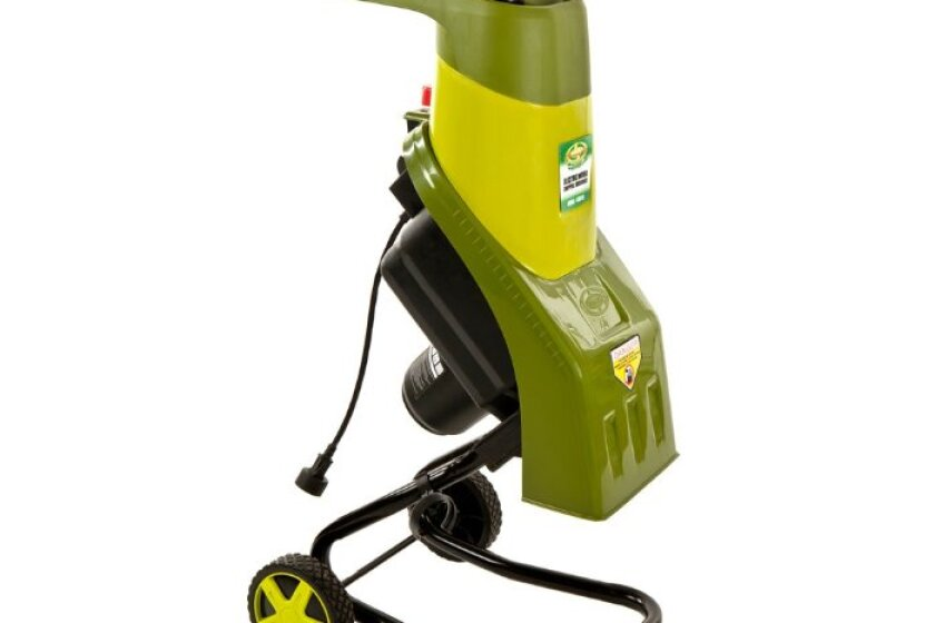 Sun Joe Chipper Joe CJ601E 14-Amp Electric Wood Chipper/Shredder