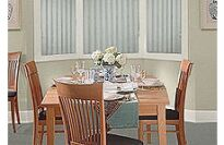 Graber Vinyl Crown Vertical Blinds