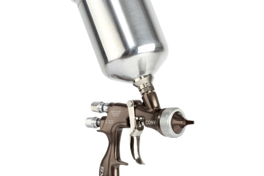 Binks Trophy Air Spray Gravity-feed Gun