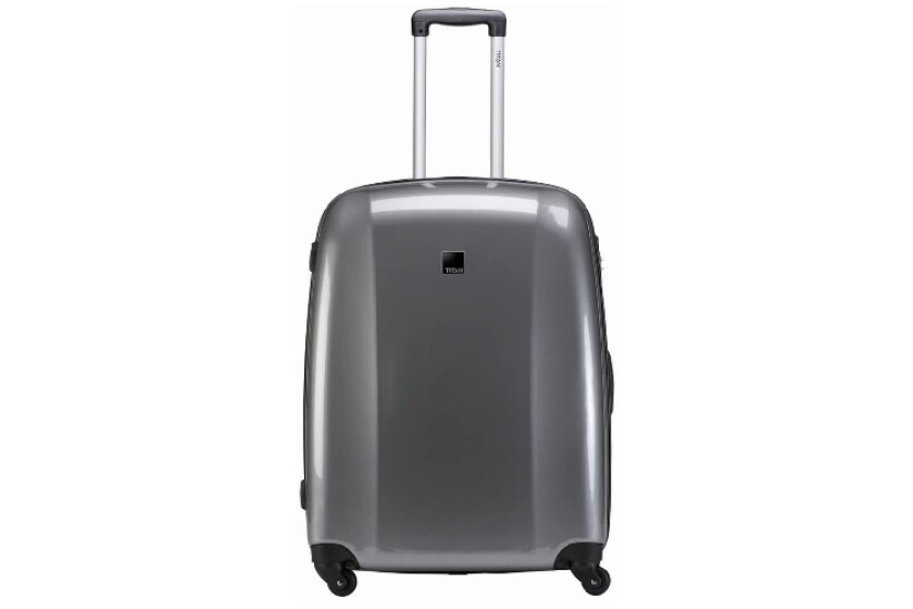 """best Titan Luggage 360-Degrees Four 19"""" Carry On Luggage"""