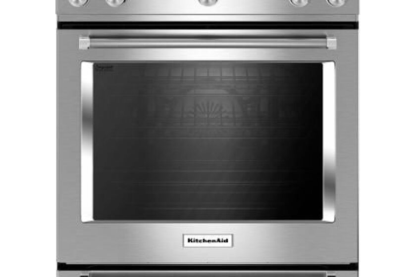 Kitchenaid 7.1 Cu. Ft. Dual Fuel Stainless Steel Slide-In Range - KSDB900ESS