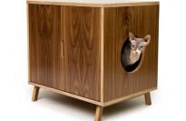 Modernist Cat Standard Cabinet