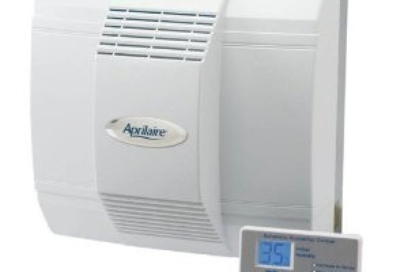 Aprilaire Automatic Whole-House Powered Humidifier with Digital Control Model 700