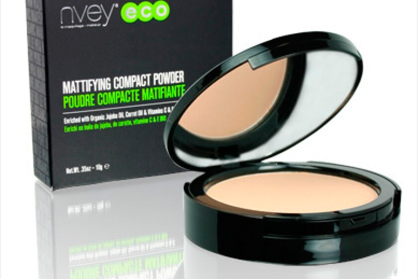 Nvey Eco Mattifying Compact Powder