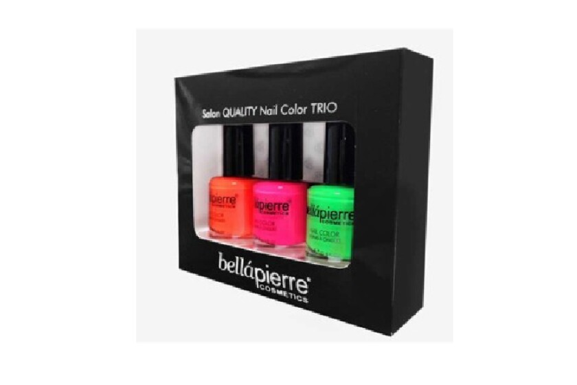 best Bella Pierre Neon Spring Nail Color Collection Trio