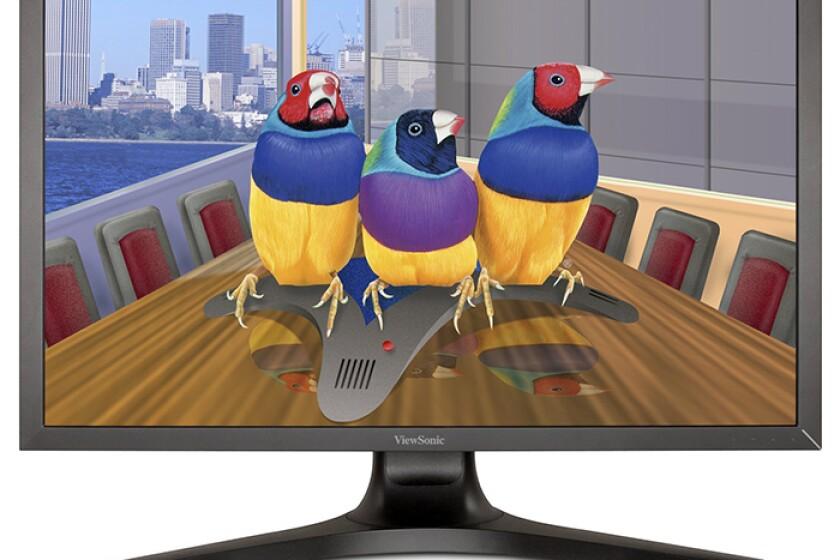 "ViewSonic 27"" LED-Lit Professional Monitor - VP2770"