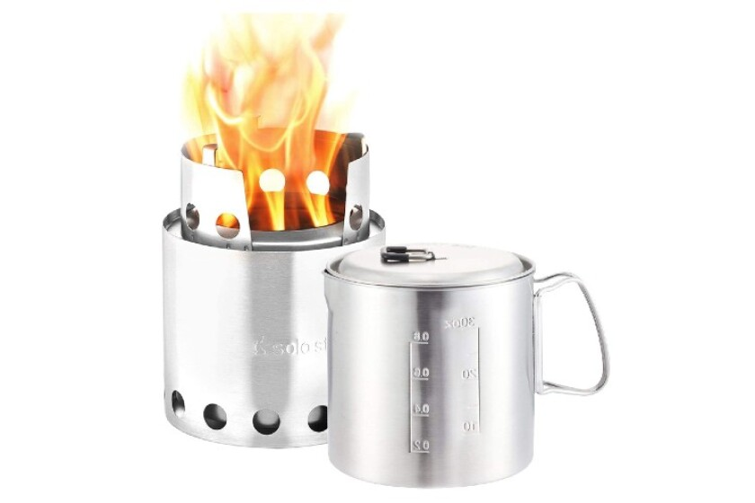 best wood burning camping stove