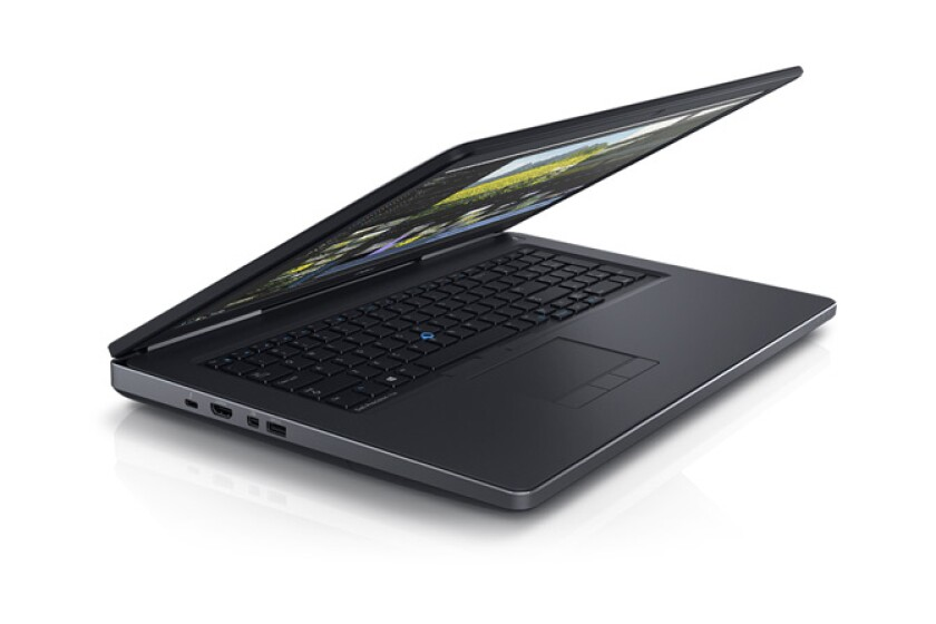 """Dell Precision 17"""" 7000 Series Laptop (7710)"""
