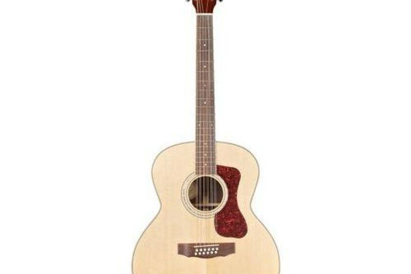 Guild Westerly Collection F-1512E 12-String Acoustic-Electric Guitar