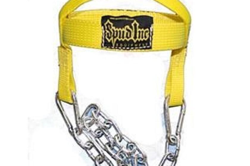Spud Inc. Neck/Head Harness