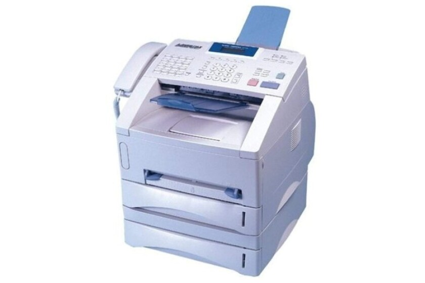 best Brother IntelliFax-5750e High-Performance Laser Fax