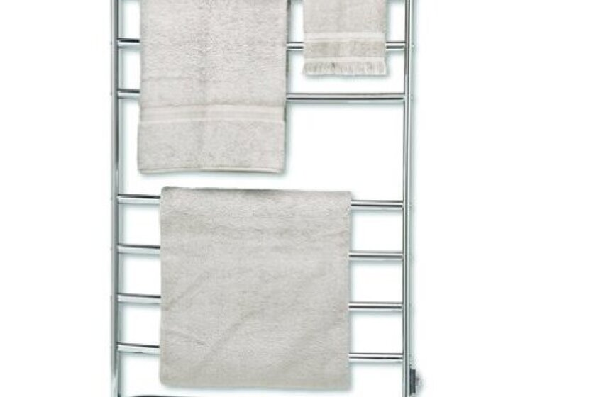"Warmrails WHC Hyde Park 39"" Family Size Floor Standing Towel Warmer"