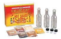 Best Specialty Recipes with 6 Unique Spices Hot Sauce Making kit