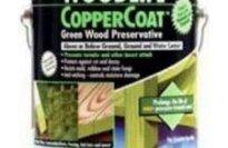 Zinsser & Co 1901 Green Wood Preservative