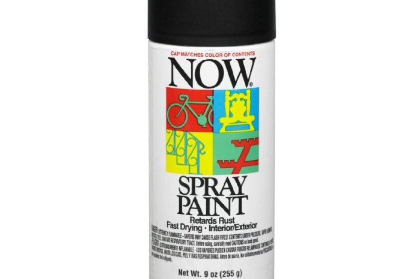 Sherwin-Williams Now Spray Paint