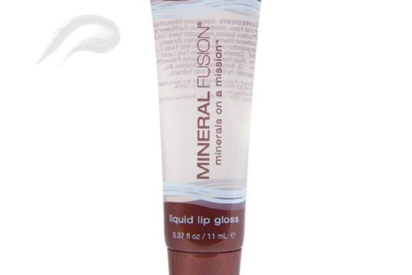 Mineral Fusion Liquid Lip Gloss - Polished