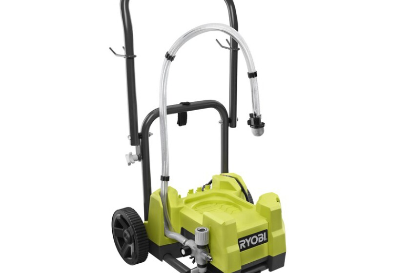 Ryobi Airless Paint Sprayer Station RAP200G