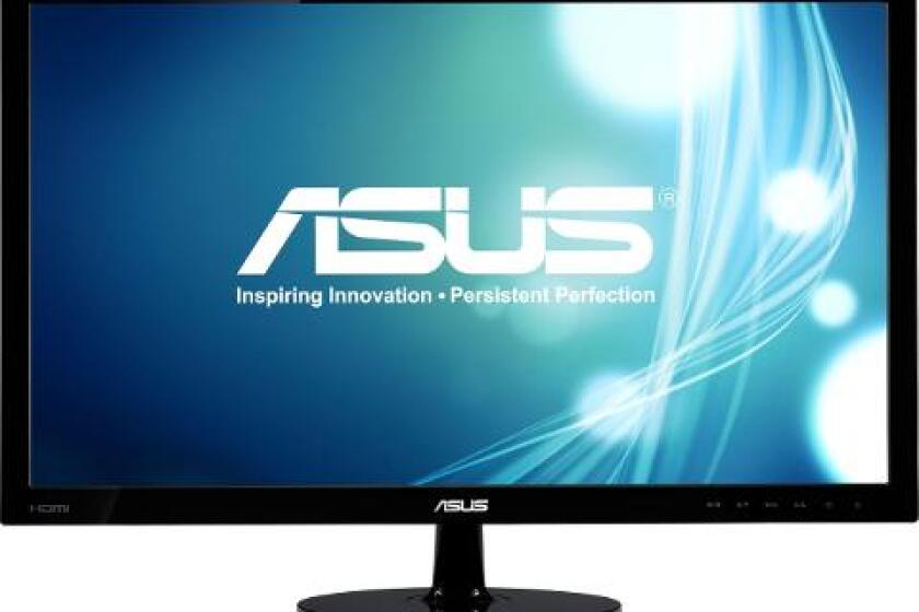 ASUS VS Series VS247H-P Monitor