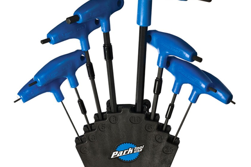 Park Tool PH-1 Hex Wrench Set