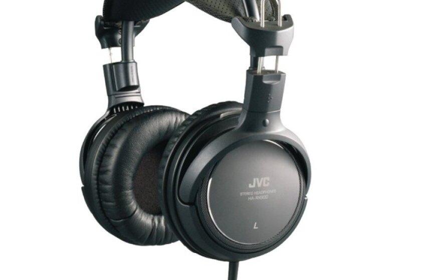 JVC HARX900 High-Grade Full-Size Headphones