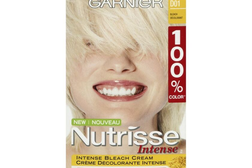 Garnier Nutrisse Intense Bleach