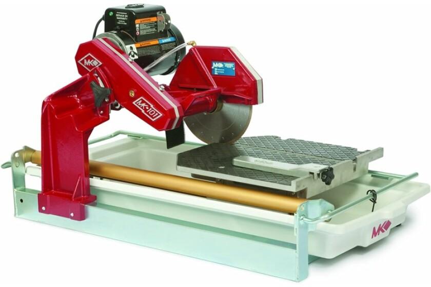 best MK Diamond 169612 New MK-101-24 1-1/2 HP 10-Inch Wet Cutting Tile Saw